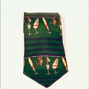 Tommy Hilfiger Fishing Lure Tie